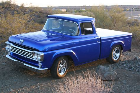 1958 ford truck 1958 ford f100 rods by dean