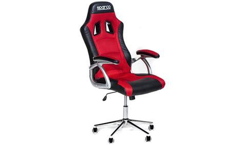 fauteuil de bureau recaro chaise de bureau sparco