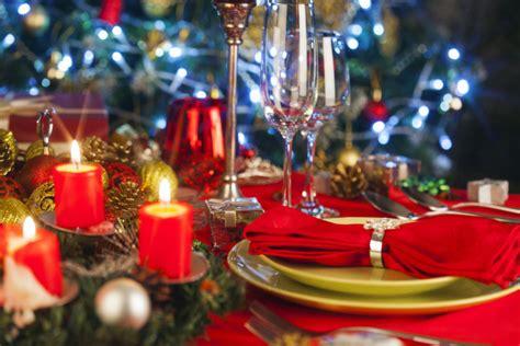 tavola natalizia tavola natalizia come apparecchiare la cucina italiana
