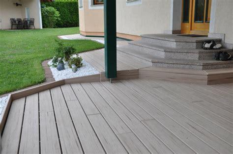 skandinavische len design wpc terrassendielen stil und qualit 228 t