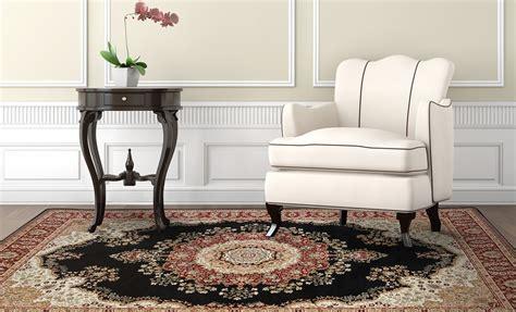 home dynamix area rugs regency rug 8329 450 black