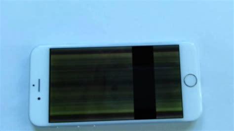 iphone 6 display problem