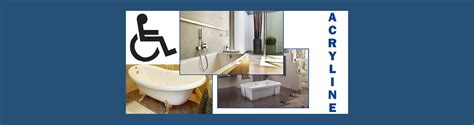 Bathroom Fixtures Mississauga Acryline Ada Compliant Bathtubs For Mississauga Hamilton Ontario Canada