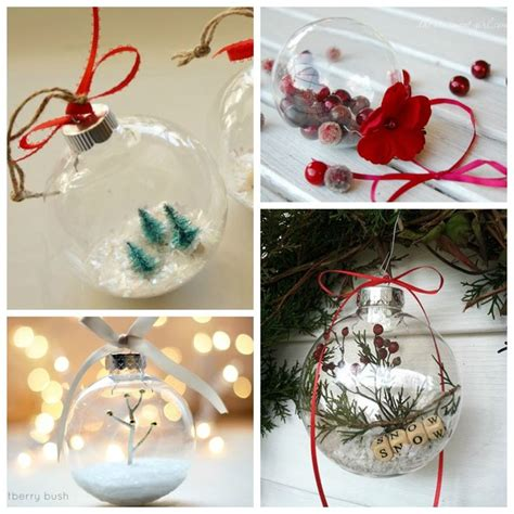 clear ornaments craft ideas 17 best ideas about clear ornaments on