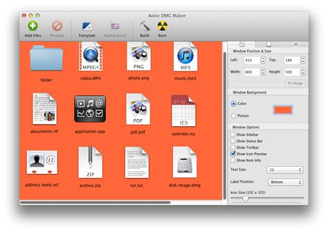 wallpaper maker for mac free dmg maker for mac best dmg creator to create disk image