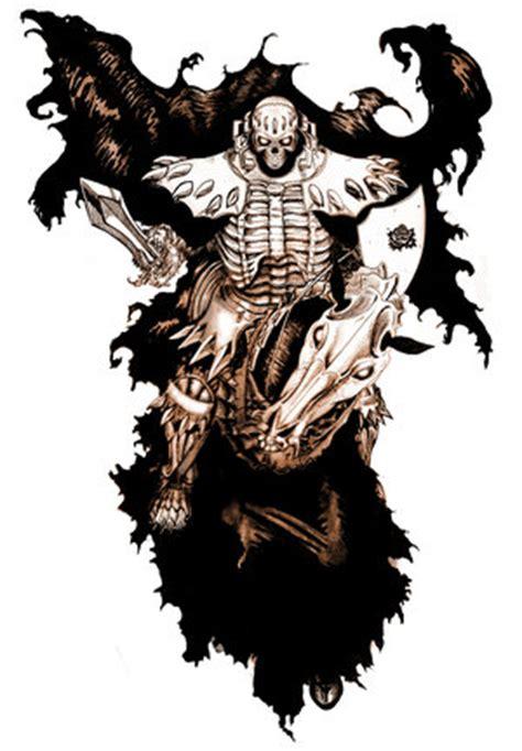 skull knight character comic vine