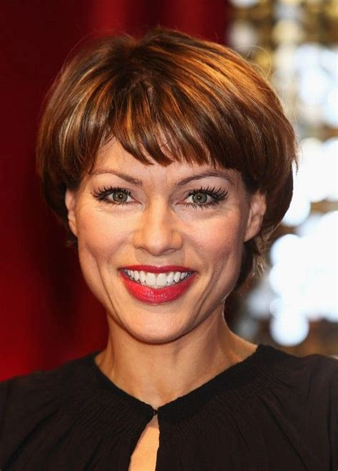 over 40 hairstyles with bangs kate silverton short haircut with bangs for women over 40