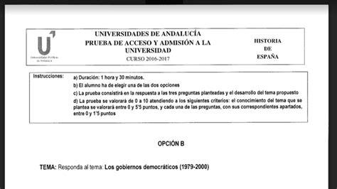 preguntas de español examen petici 243 n 183 ministro de educaci 243 n espa 241 ol por un examen de