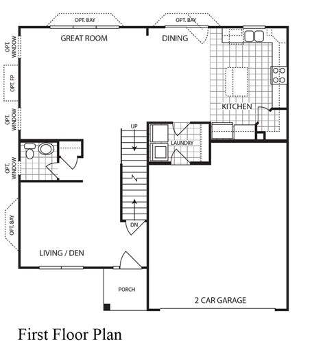 essex homes floor plans home builders st louis mo area essex 2 story 3 bedroom