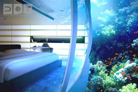 Luxury Underwater Water Disc Hotel, Dubai « Adelto Adelto