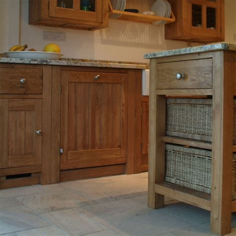 island unit from the freestanding kitchen company