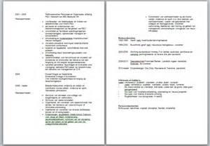 Curriculum Vitae Voorbeeld voorbeelden curriculum vitae images