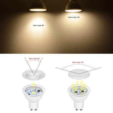lade gu10 7w gu10 led bulbs 120 30 degree beam angle spotlight led