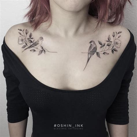 nature tattoos by oshin timoshin are a reminder to