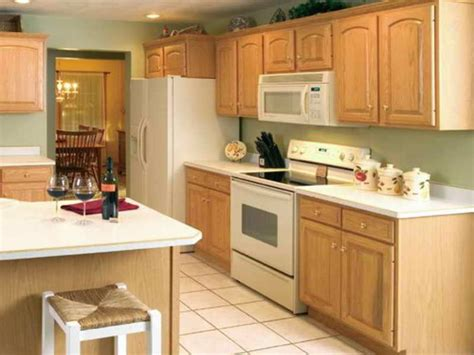Photos Of Kitchens With Oak Cabinets Painted White Oak Kitchen Cabinets Images