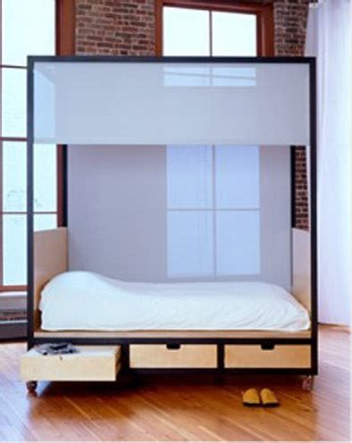 bedroom cubes bedroom office strategy room cocoon bed improvised life
