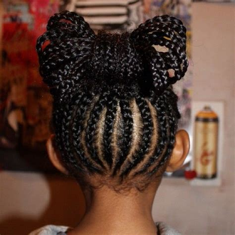 universal hairstyles black hair this site has great idea for kids hair that would also
