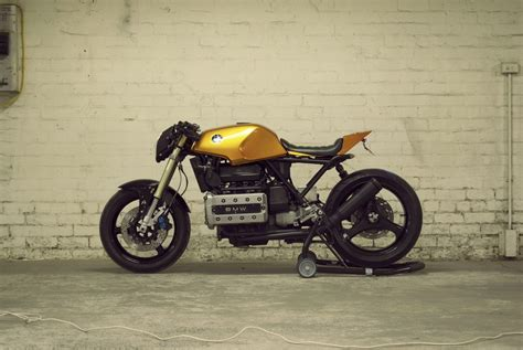 bmw motorcycle cafe racer bmw k100 by paul quot hutch quot hutchison
