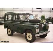 1966 Land Rover Models