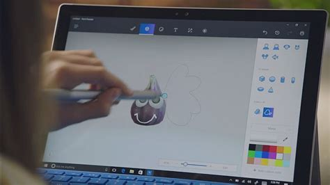 a paint 3d preview is already available for windows microsoft paint 3d preview app for windows 10 now