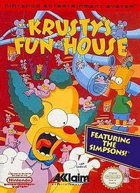 krusty s fun house krusty s fun house jeu master system images vid 233 os astuces et avis
