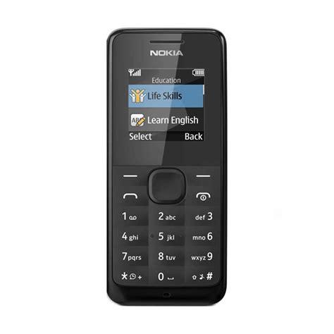 N Spesifikasi Hp Nokia 105 nokia 105 handphone hitam 8 mb spesifikasi harga 2018