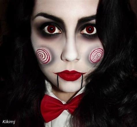 imagenes de halloween para pintarte la cara maquillaje para halloween maquillarse caras de miedo