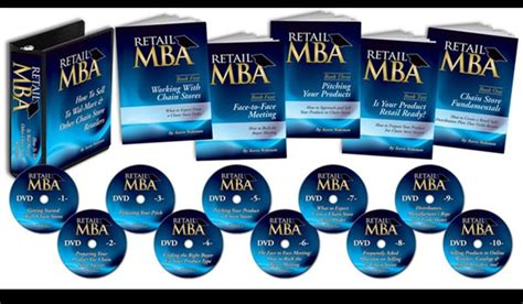 Retail Mba Discount by Retail Mba How To Sell Your Products To Major Chain