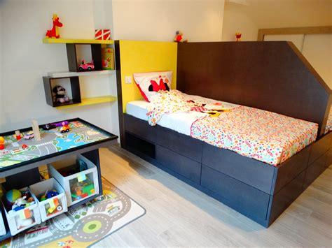 chambre jumelles chambre pour jumelles sur mesure farbiqu 233 e et pos 233 e par l