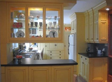 see through kitchen cabinets kitchen idea see thru cabinets a kitchen for me