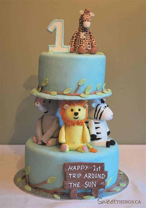 sweetthings st birthday cake