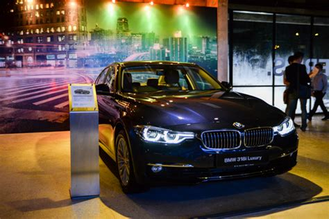 bmw official website malaysia new bmw 3 series launched has connecteddrive features