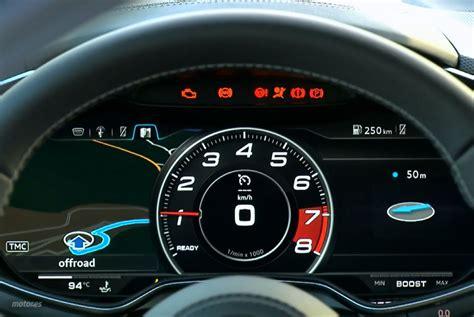 Audi Virtual Cockpit by El Audi Virtual Cockpit En Funcionamiento