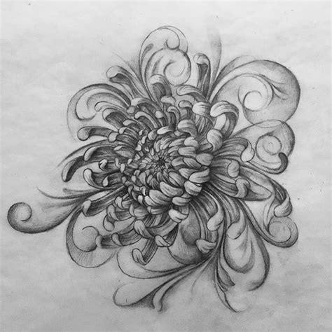 november flower tattoo collection of 25 chrysanthemum