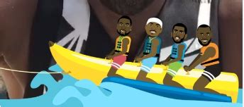 banana boat lebron picture bananagate was the future of the nba just decided on a