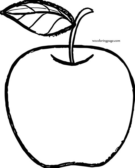 apple computer coloring pages apple draw coloring page wecoloringpage