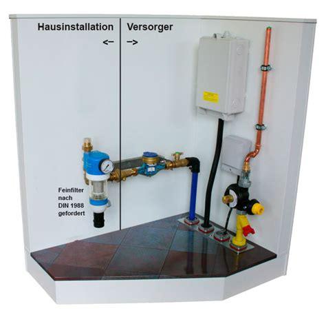 Wasser Abstellen Haus by Hausanschluss