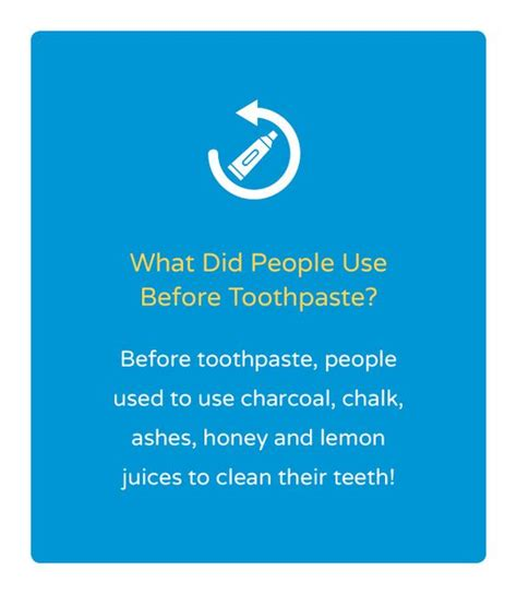 What do you think people used before toothpaste?   Vintage Dental   Pinterest   Fun Facts, You