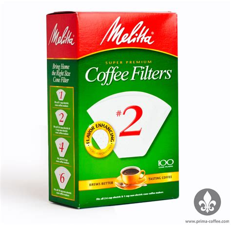 Melitta Coffee Filters   Prima Coffee
