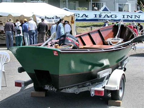 harvey dory boat new boat project skiff opinions wanted