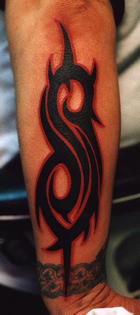 slipknot tribal s tattoo slipknot tribal by hellbanger on deviantart