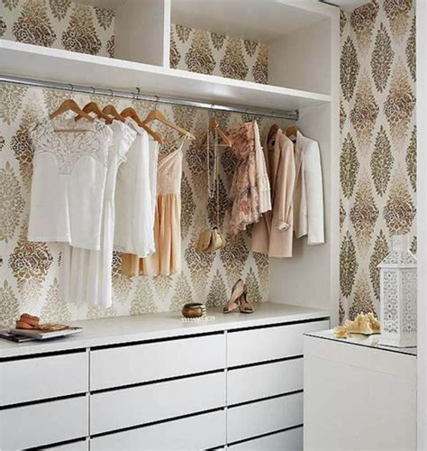 wallpaper closet fab 4 pinterest wallpaper style the finishing touch