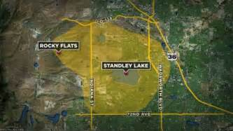 rocky flats colorado map rocky flats lawsuit settlement may award 12 000 to