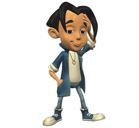 jimmy neutron name characters character png s