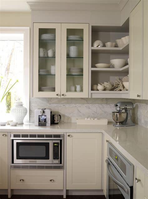 kitchen  cream cabinets contemporary kitchen ici