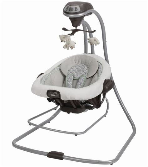 graco duetconnect swing and bouncer graco duetconnect lx swing bouncer zander