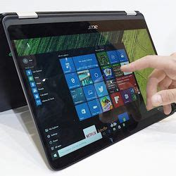 acer's spin 7 is the swift's sober sibling — and the