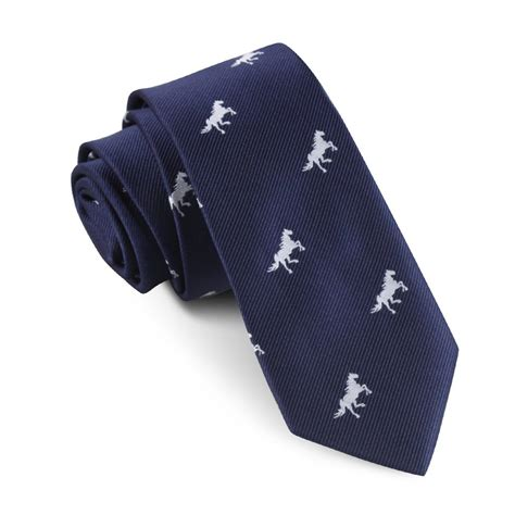 navy blue race tie slim thin ties neckties
