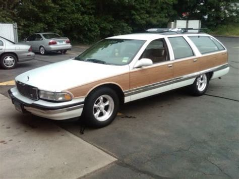 repair anti lock braking 1996 buick roadmaster transmission control sell used 1996 buick roadmaster estate wagon collector s edition wagon in east haven