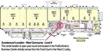 orange county convention center floor plan rent scooters and wheelchairs at the orange county convention center